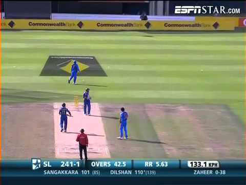 CB Series: 11th ODI, Tillakaratne Dilshan- 160 not out