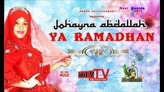 QASWIDA -Johayna Abdallah ~ YA RAMADHAN