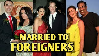Top Bollywood Actress  Secret Affairs with Foreigners