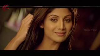 Shilpa Shetty Romantic Scene || Sathi Leelavathi Telugu Movie || Manoj Bajpai,Shilpa Shetty