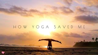 Yoga From The Heart ♥ Beautiful Sunset Flow