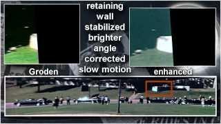 JFK Nix Film Stabilized, Analyzed, Enhanced (long version)
