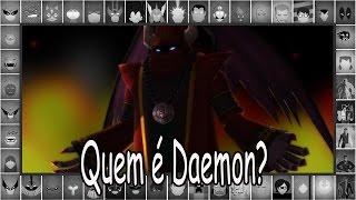 Daemon e o mar negro - Digimon Adventure
