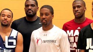 NBA Skills Trainer Marcus Hodges Has RANGE! #HoopState Training Vol. 2