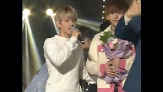 Baekhyun And V (BTS) Cute Moments