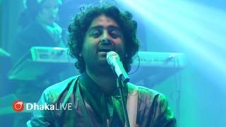 Chahun Main Ya Naa   Arijit Singh   Aashiqui 2   Live in Dhaka