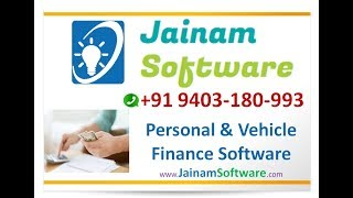 Free Download Personal Finance Software | Microfinance Software | Jainam Software