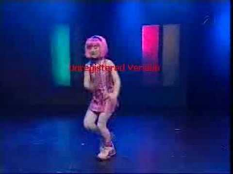 Lazytown Dance Moves