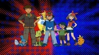 Pokemon Advanced Intro 720 HD