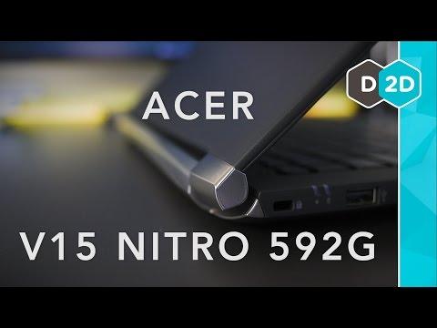 Acer V15 Nitro 592G Skylake Review Still a Good Laptop