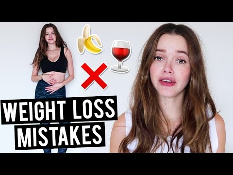Xxx Mp4 10 Weight Loss Mistakes And How To Succeed 3gp Sex