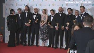 """""""La La Land"""", la gran triunfadora de los Bafta"""
