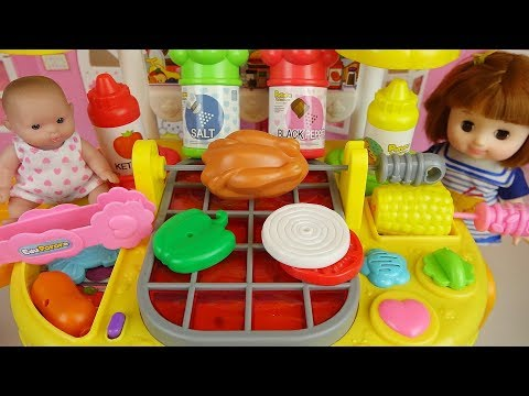 Xxx Mp4 Baby Doll And Hamburger Cooking Shop Kitchen Play 3gp Sex