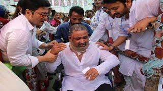 গুরুতর অসুস্থ থাকা সত্ত্বেও যেকারনে ভোট দিতে গেলেন ডন !!! BD Actor Don | Bangla News Today