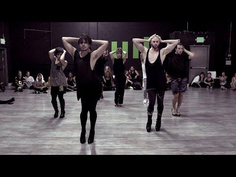 "Xxx Mp4 Brian Friedman Yanis Marshall Heels Choreography Britney Spears ""Breathe On Me"" 3gp Sex"