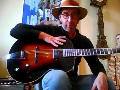 Review of The Loar LH-309-VS Archtop Guitar