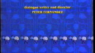 Aesop's Fables (1983) - English Credits