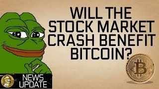 Market Crash 2018, Time to Buy Bitcoin? Propaganda on the Blockchain- Cryptocurrency News