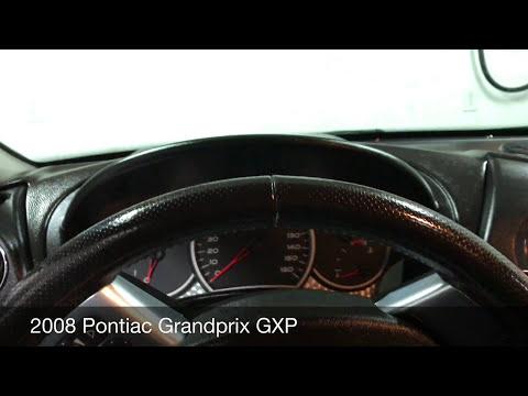 2008 Pontiac Grandprix GXP (2017 Update)