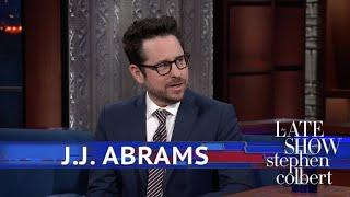 J.J. Abrams Has The Script For