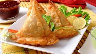 Samosa Recipe  recipe by sanjeev kapoor insp in hindi