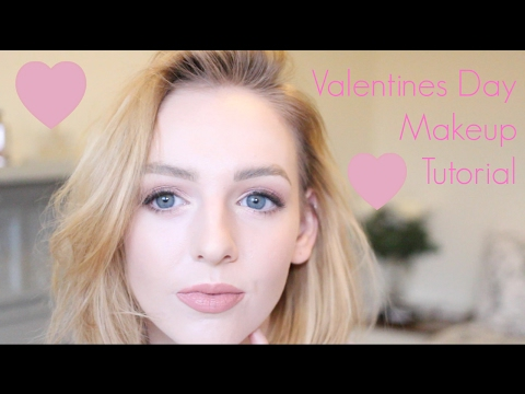 Xxx Mp4 Pretty In Pink Valentines Makeup Tutorial 3gp Sex