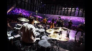 DRUMS UP CLOSE @ Planetshakers Conference 2018 - Andy Harrison