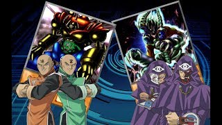 PARADOX BROTHERS VS MASK DUO (Yugioh Character Deck Tag Duel!)