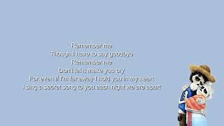 Remember Me (Lullaby) (From