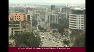Video Ethiopia's construction boom CCTV News