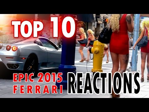 Xxx Mp4 Ferrari Reaction Top 10 From 2015 3gp Sex