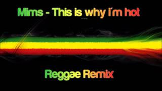 Mims - This is why i'm hot (Reggae Remix)