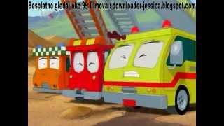 Vatrogasne priče:Ledic postaje junak Sinhronizovani crtani film