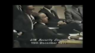 Z.A.Bhutto historic speech in UN security Council | Speech Transcription | Video Transcription