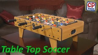 Classic Table Top Soccer Game from CP Toys