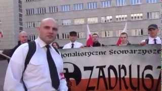 Marsz Powstańców Śląskich 2 Maja 2015