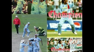 How to win india t-20 world cup 2007 against pakistan( India vs Pakistan final)