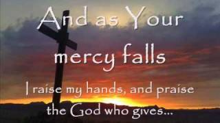 Praise You in this Storm - Casting Crowns (LYRICS)