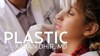 Savannah's Rhinoplasty Surgery Experience | PLASTIC with Dr. Dhir