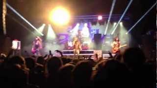 Steel Panther Live, Let Me Cum In, Docks Hamburg 2012