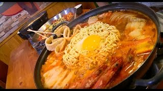 FOOD & FASHION -  Ramen Korea Super Mantap! (25/01/2017) Part 1/3