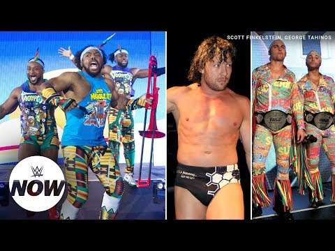 A detailed look at The New Day vs. Kenny Omega & The Young Bucks in an E3 showdown: WWE Now