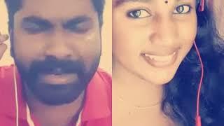 Nee manimukiladakal short Angitha Ram+ rinu4444