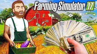 FARMER HIKE: $$$5,000,000 Loan! Buying Everything - Farming Simulator 2017 Gameplay