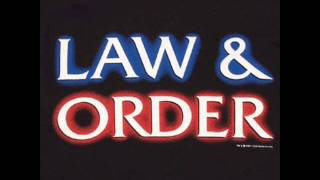 Law & Order Full Theme (High Quality)