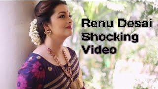 వామ్మో పవన్ కళ్యాణ్  షాక్ అయ్యే వీడియో  పెట్టిన రేణు దేశాయ్ RenuDesai Shocking Video Release Pawan 
