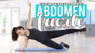 Ejercicios para abdomen | 7 minutos de abdominales en casa