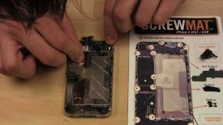 How to fix an iPhone 4 Screen / Glass