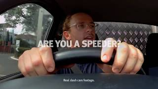 Are You A Speeder? Television Ad
