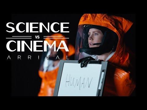Science vs. Cinema ARRIVAL